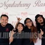 """Evie Band Rilis """"Ngukuhang Rasa"""" dengan Personel Baru (Lagi)"""