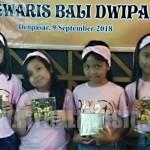 Rekaman Bersama, Empat Penyanyi Anak Luncurkan APBD