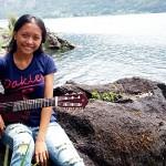 """""""Tusing Bisa Ngajiang Tresna"""", Debut Widiastuti di Lagu Bali"""